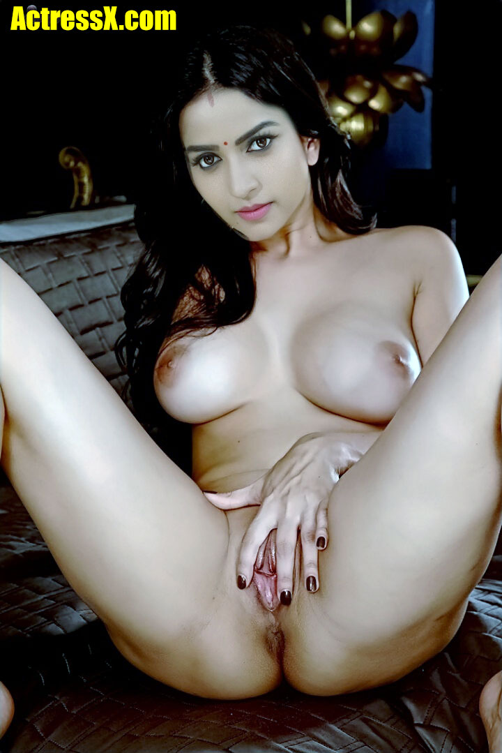 Full nude Nithya Ram pussy fingering photo