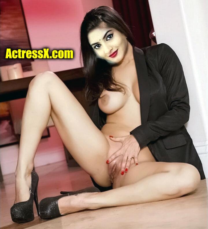 Hot Serial Actress Pallavi Ramisetty pussy fingering photo