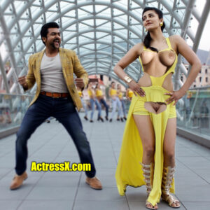 Shruti Haasan open nude boobs naked pussy with Suriya xxx movie