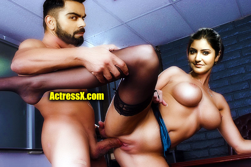 Virat Kohli hardcore fucking Anushka Sharma nude pussy sexy boobs photo