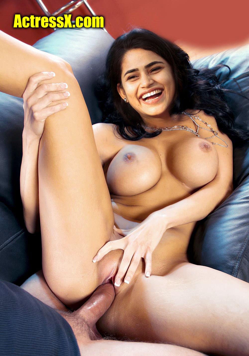 Sowmya Dhanavath pussy fucking big boobs nude pose image
