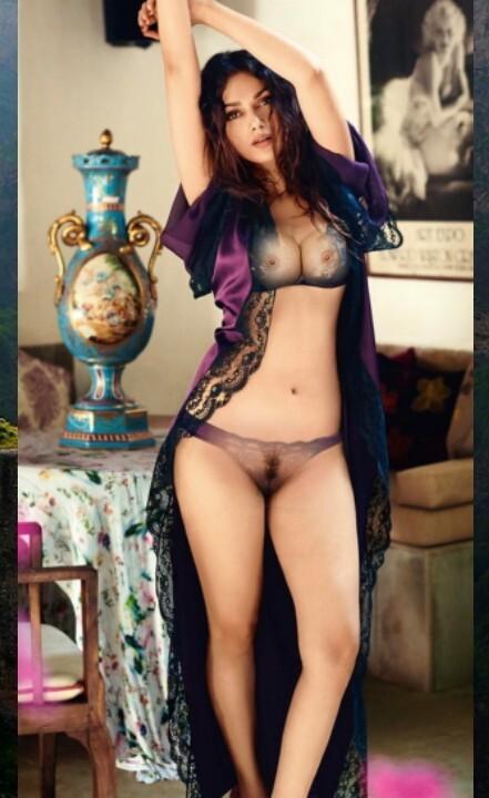 Aditi Rao Hydari Tits Picture