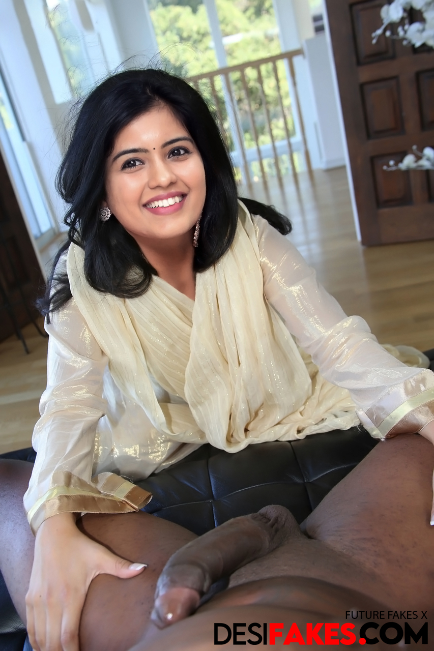 Amritha Aiyer Xxx Nude Real Panty Line Pic