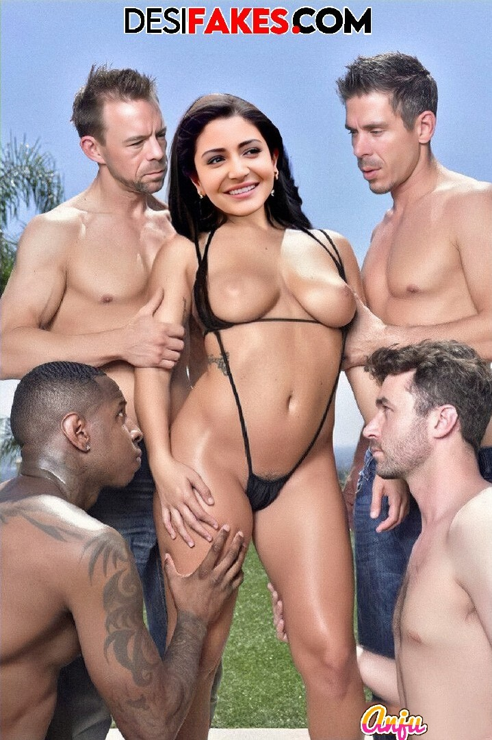 Anushka Sharma Actress Ass Photography