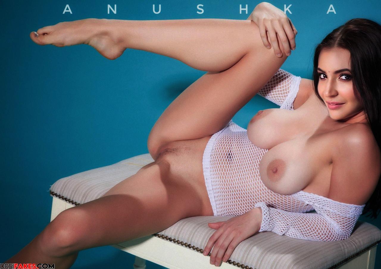 Anushka Sharma Nude Actress