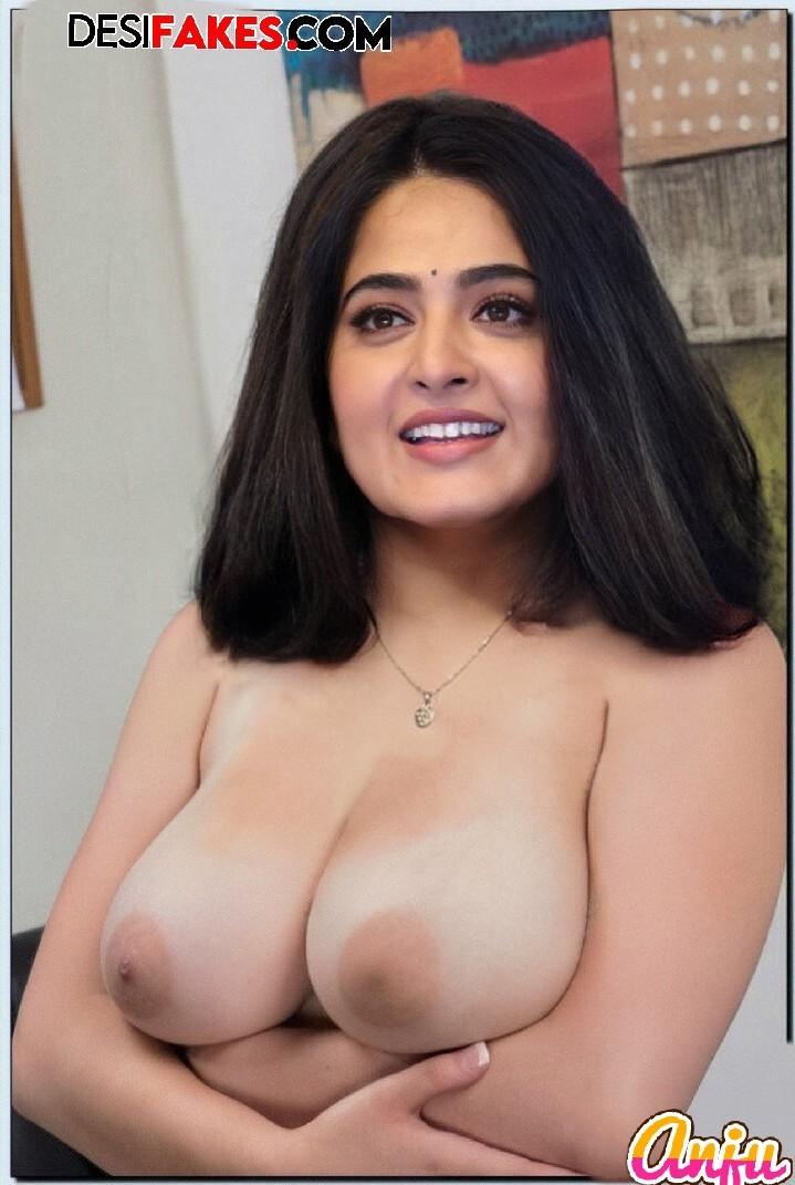 Anushka Shetty Desi Fakes Archives Naked Pics