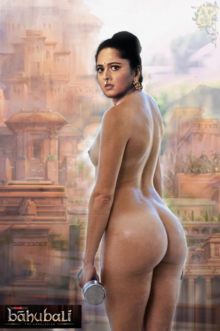 Anushka Shetty Indian Actress Naked Scene