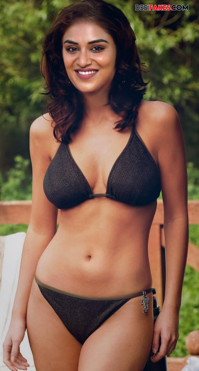 Indhuja Ravichandran Naked 3Some