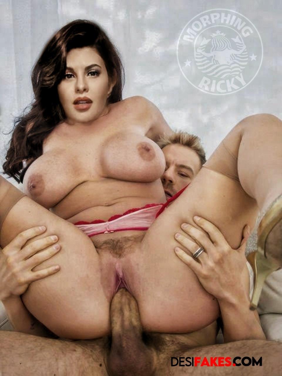 Jacqueline Fernandez Nice Boob Hairy Pussy Fucked Deep