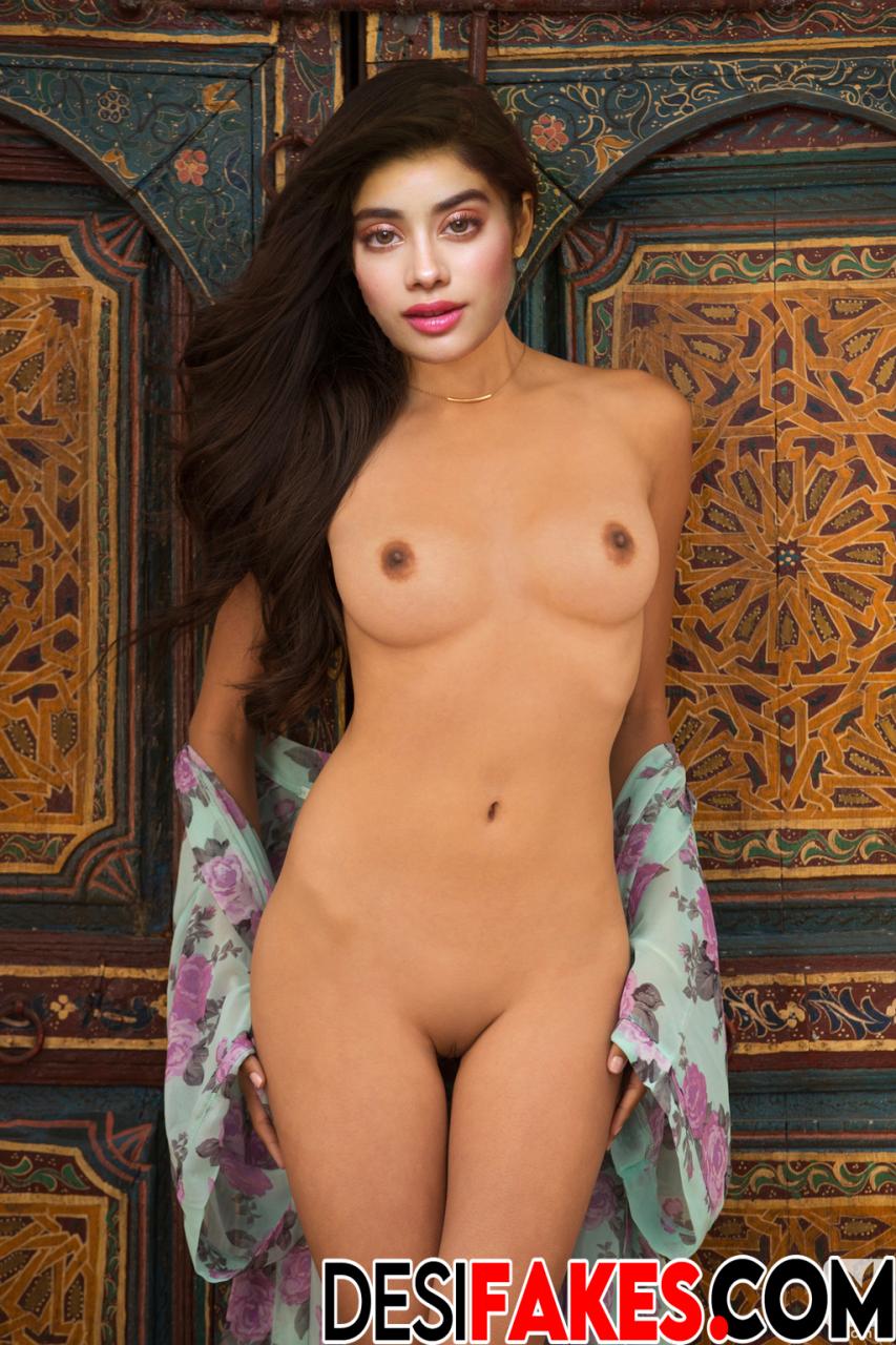 Janhvi kapoor Full Naked Body Tures Fucking With A Naked Man