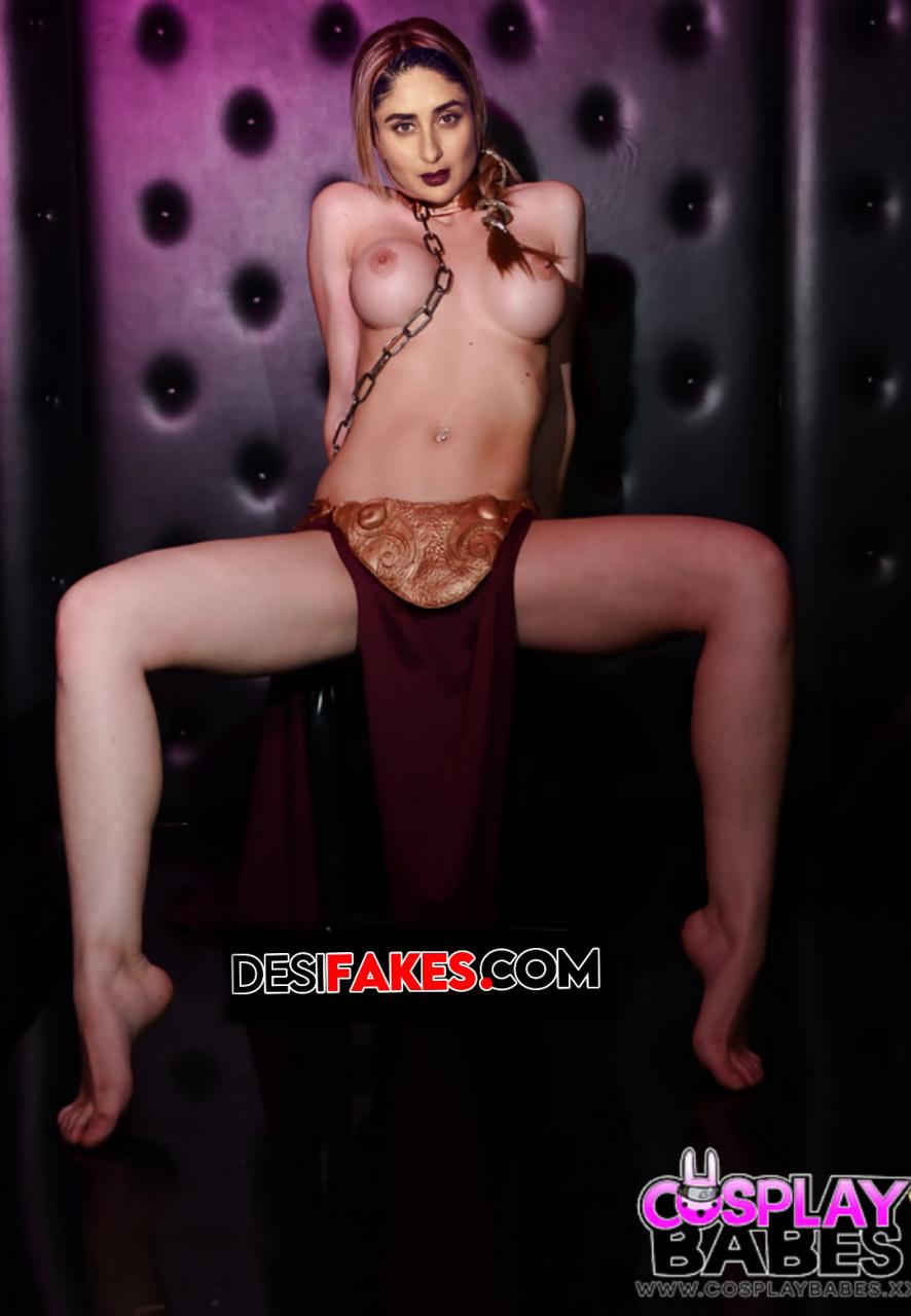 Kareena kapoor Nude Top Actress