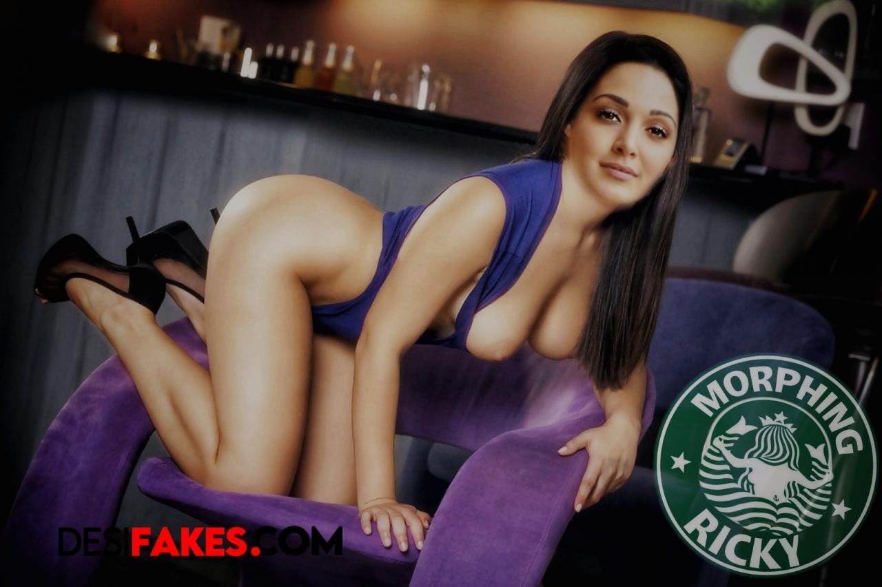 Kiara Advani Black Cock Sex
