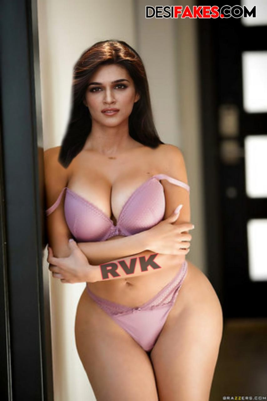 Kriti Sanon Xxx Deepfake Sex Images