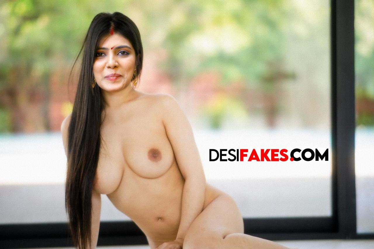 Malavika Mohanan Fake Nude Sex Pic
