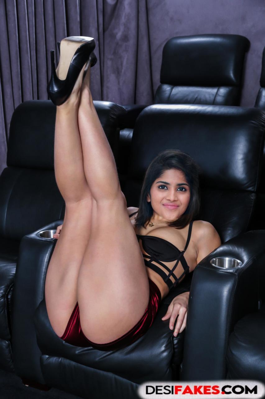 Megha Akash Naked Boobs Images