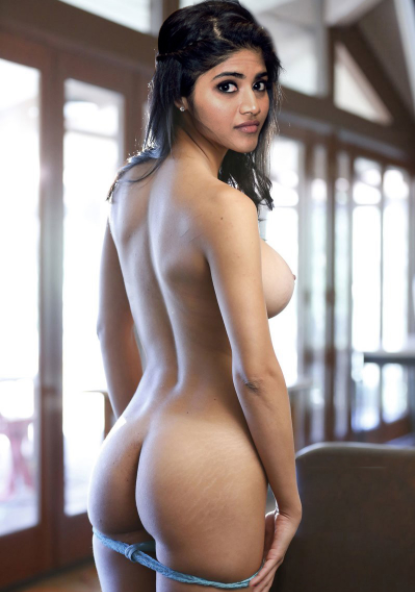 Megha Akash Naked Boobs Wallpaper