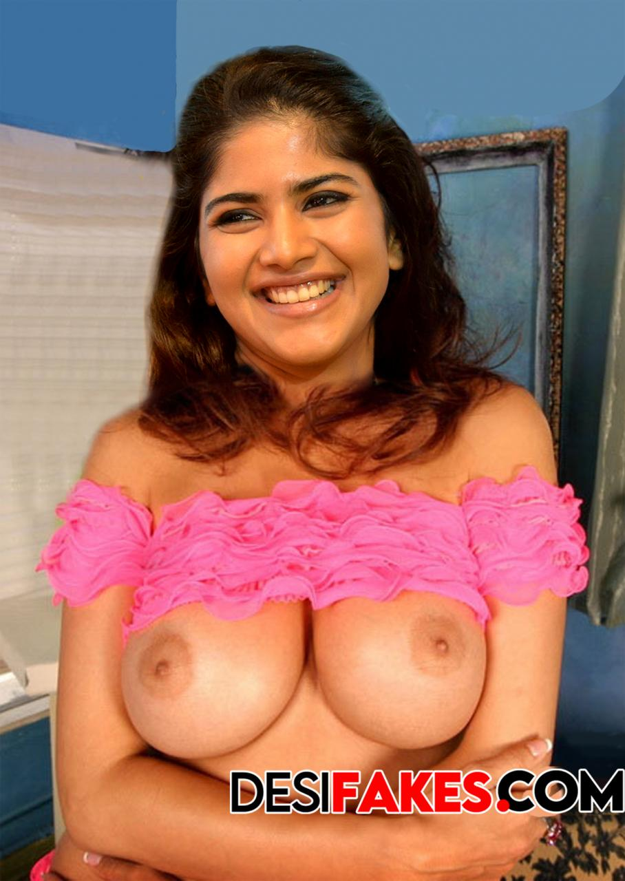 Megha Akash Naked Famous Actress