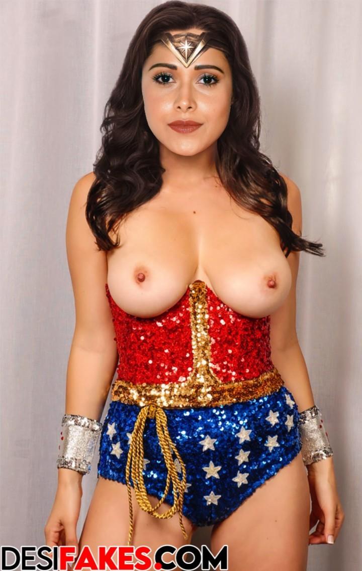 Nushrat Bharucha Big Bum Naked