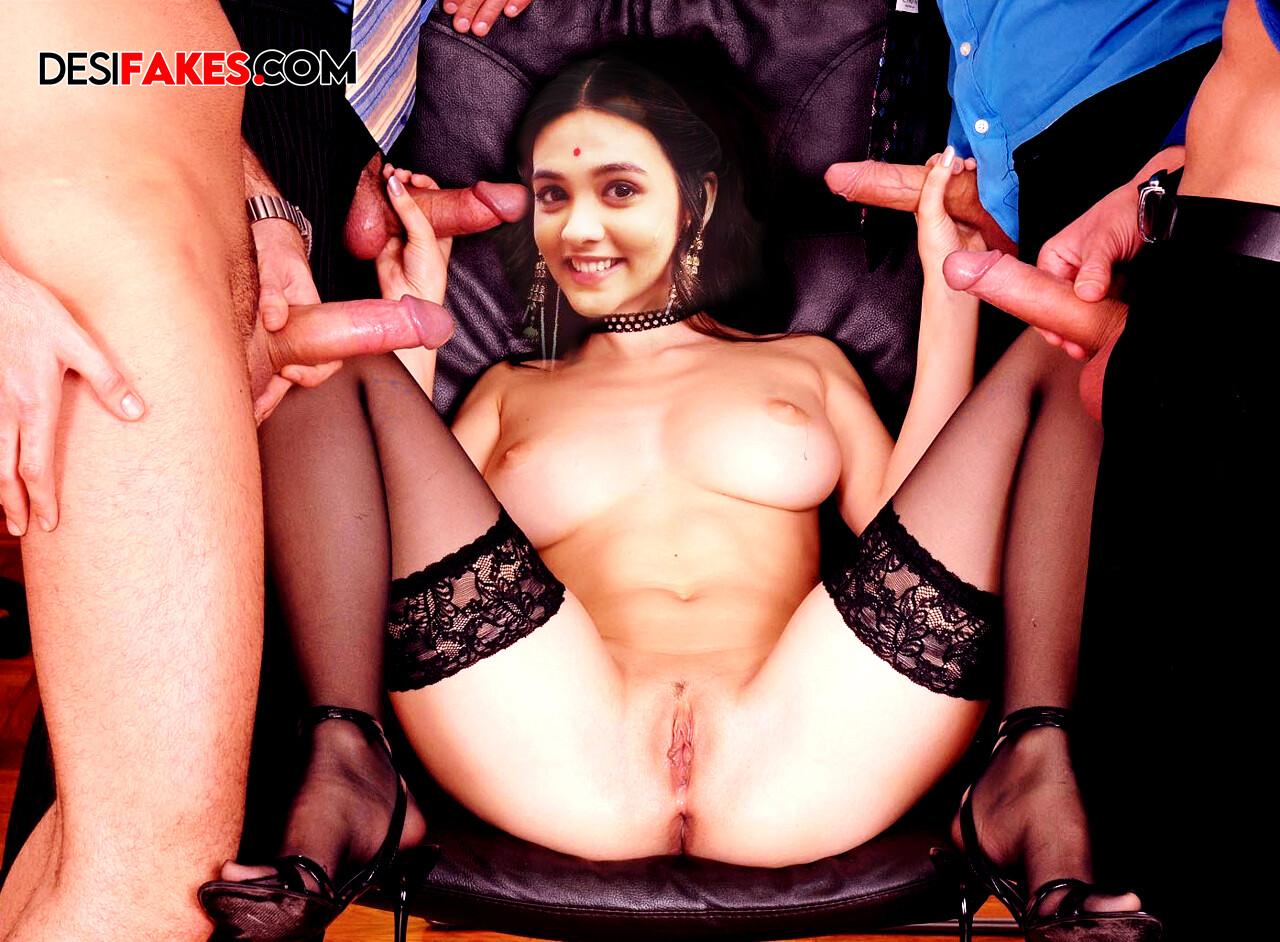 Pranali Rathod South Indian Film Actress Naked