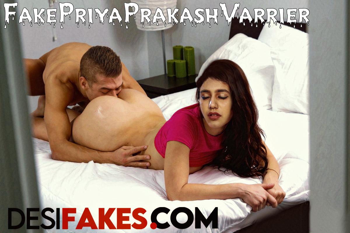 Priya prakash varrier Boobs And Back Ass Full Pic Photo