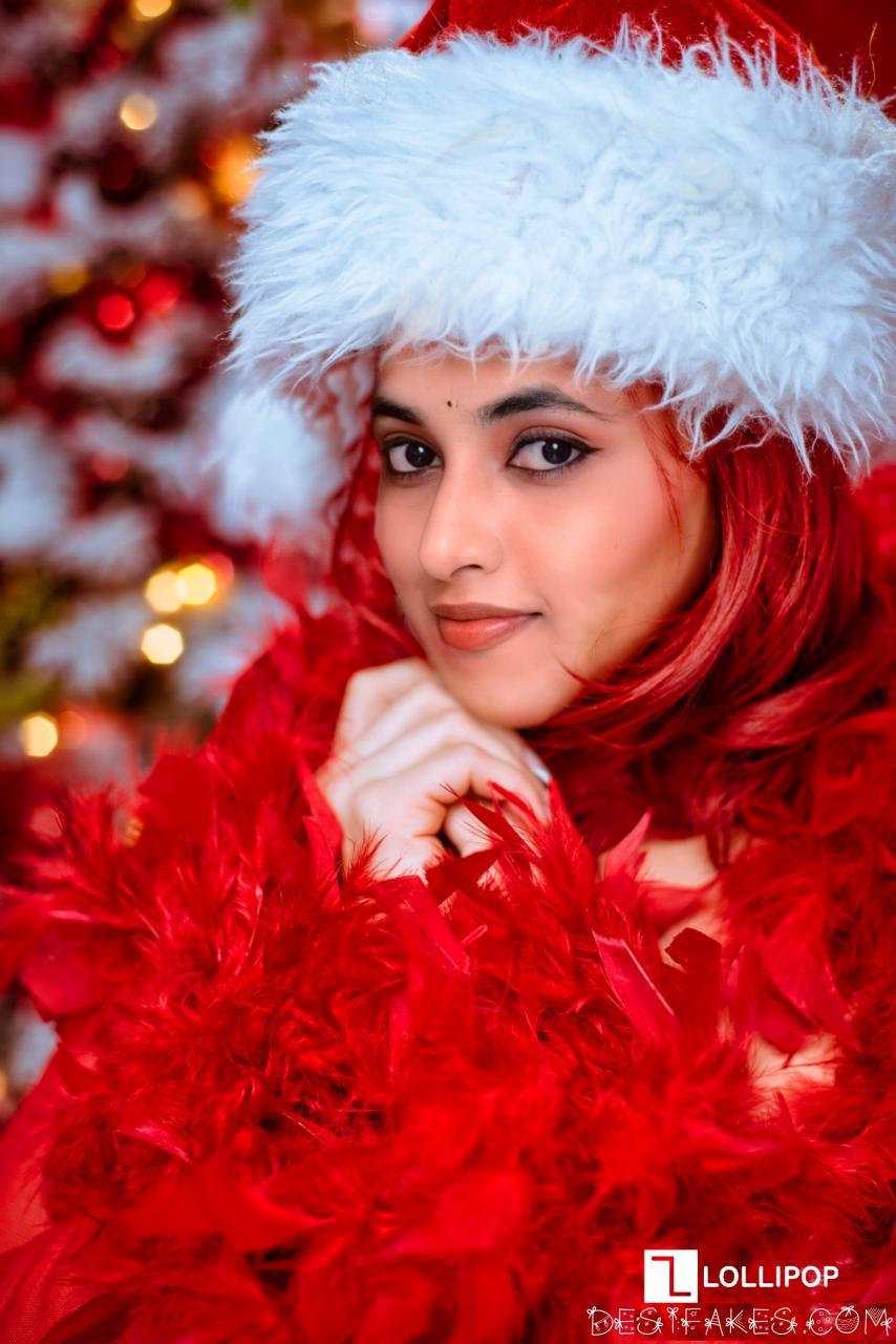 Priyanka Arul Mohan Actress Undressed