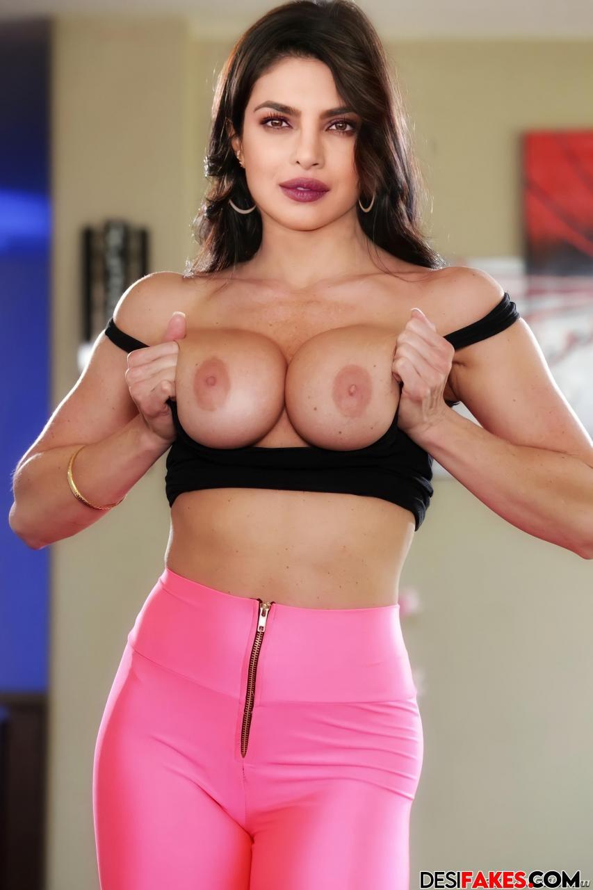 Priyanka Chopra Nude Actress Clip