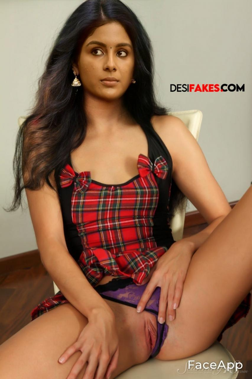 Samyuktha Menon Hot Fuck Photo Fake Nude