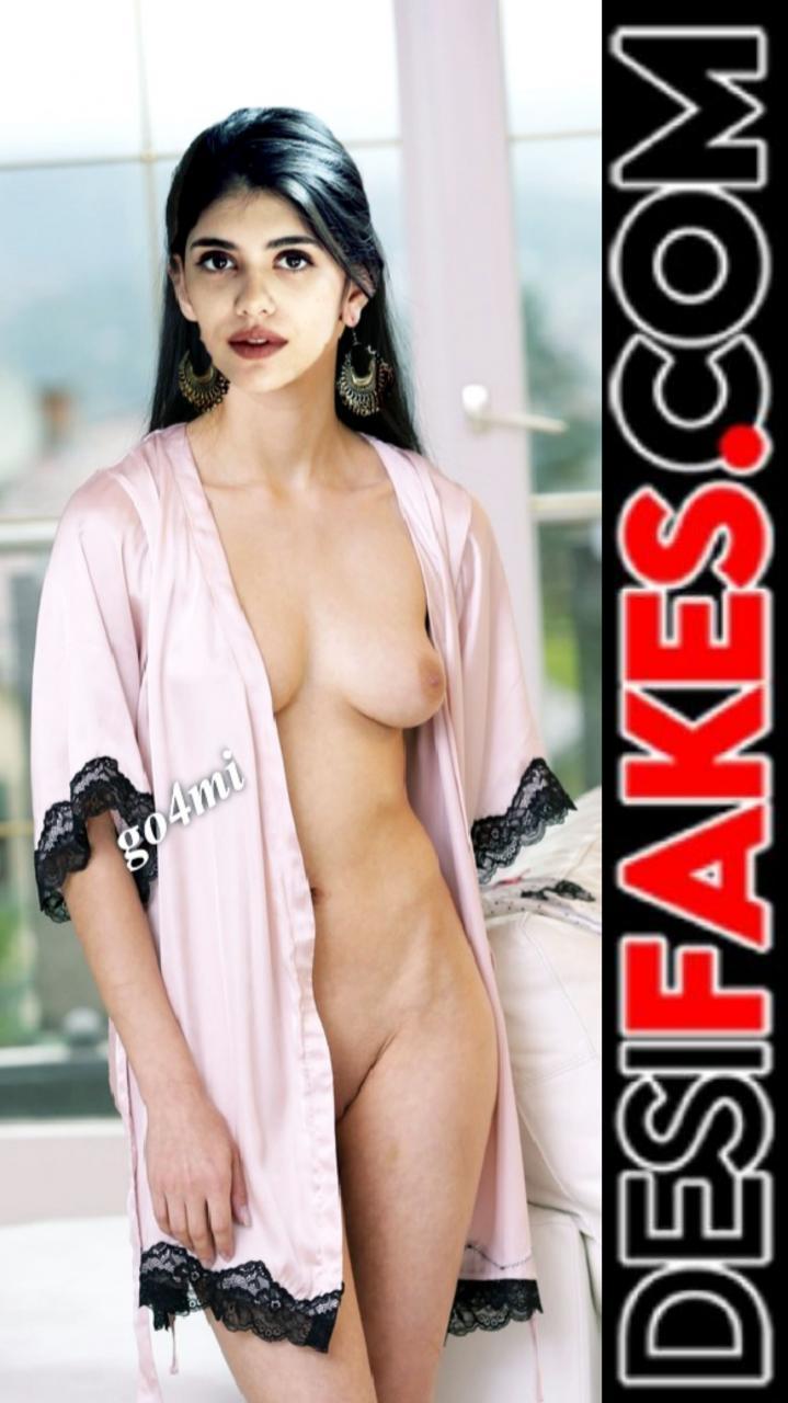 Sanjana Sanghi Actress Fake Sex Pictures
