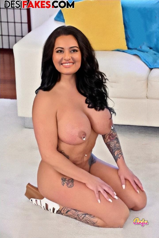 Sonakshi sinha Nude Hot Photos