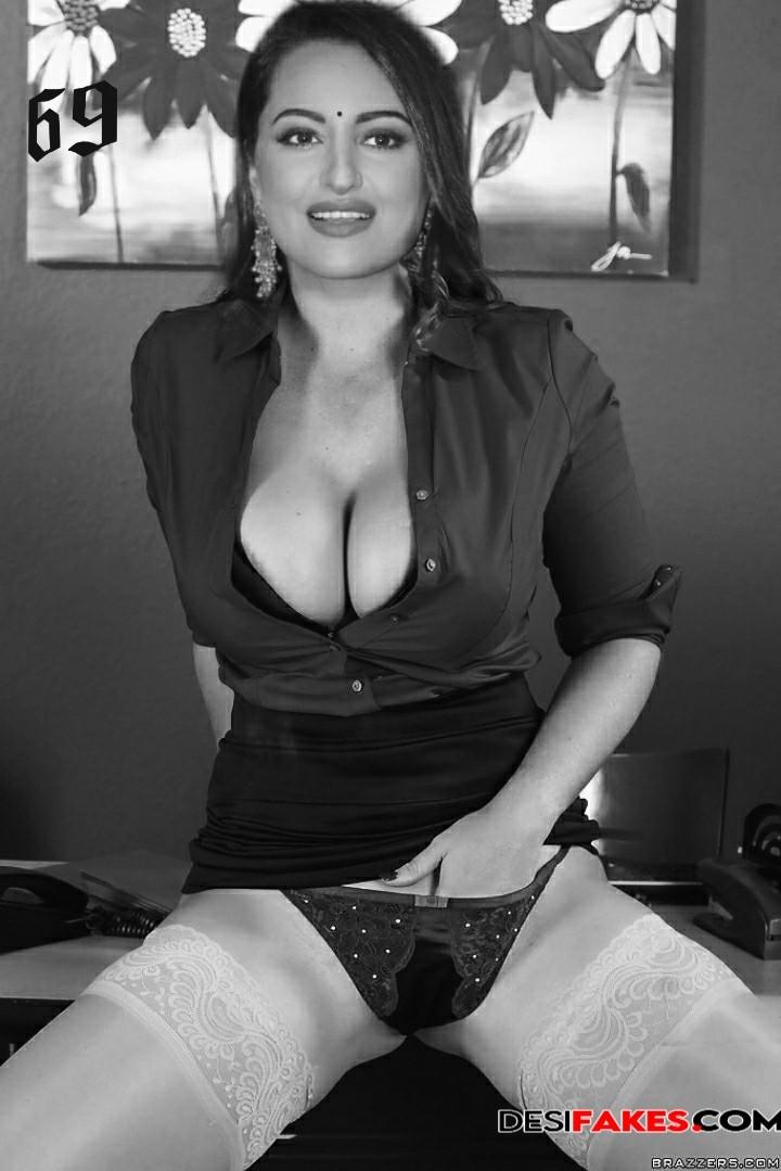 Sonakshi sinha Sex Photos Porn Pics