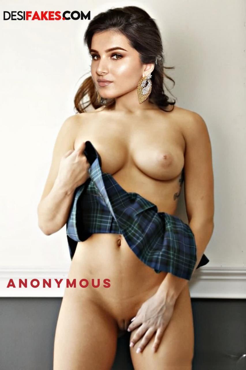 Tara Sutaria Naked Nude Still
