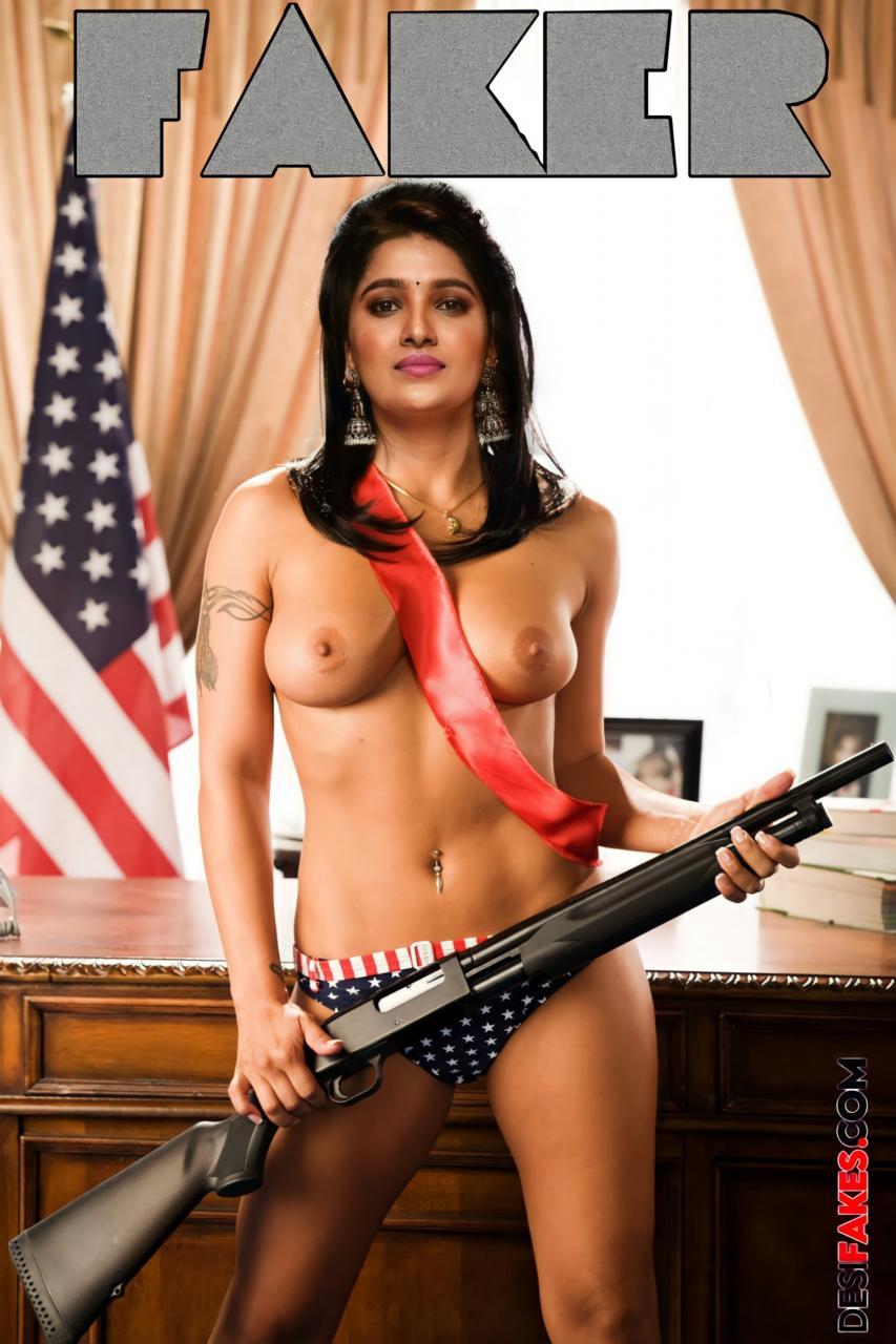 Vani bhojan Hot Breast Images Porn