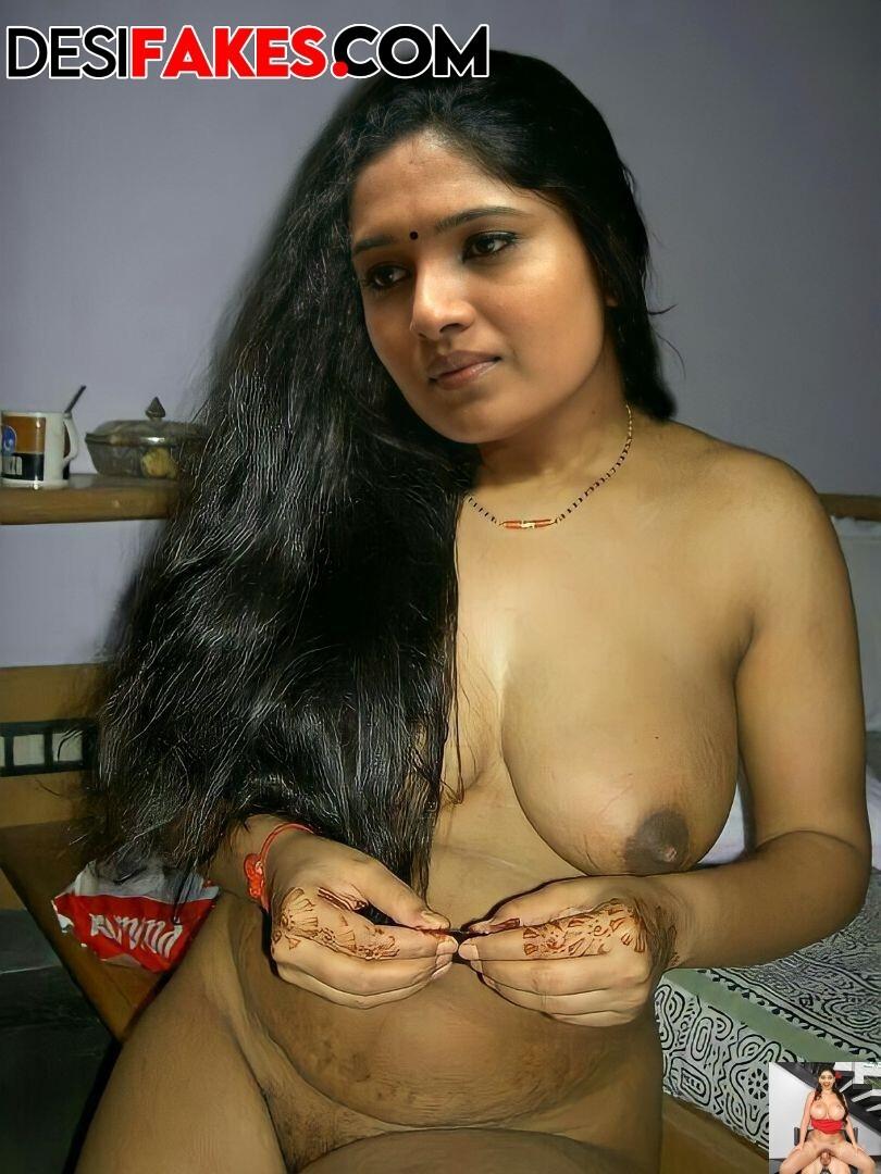 Vani bhojan Leaked Sex Faking Photos