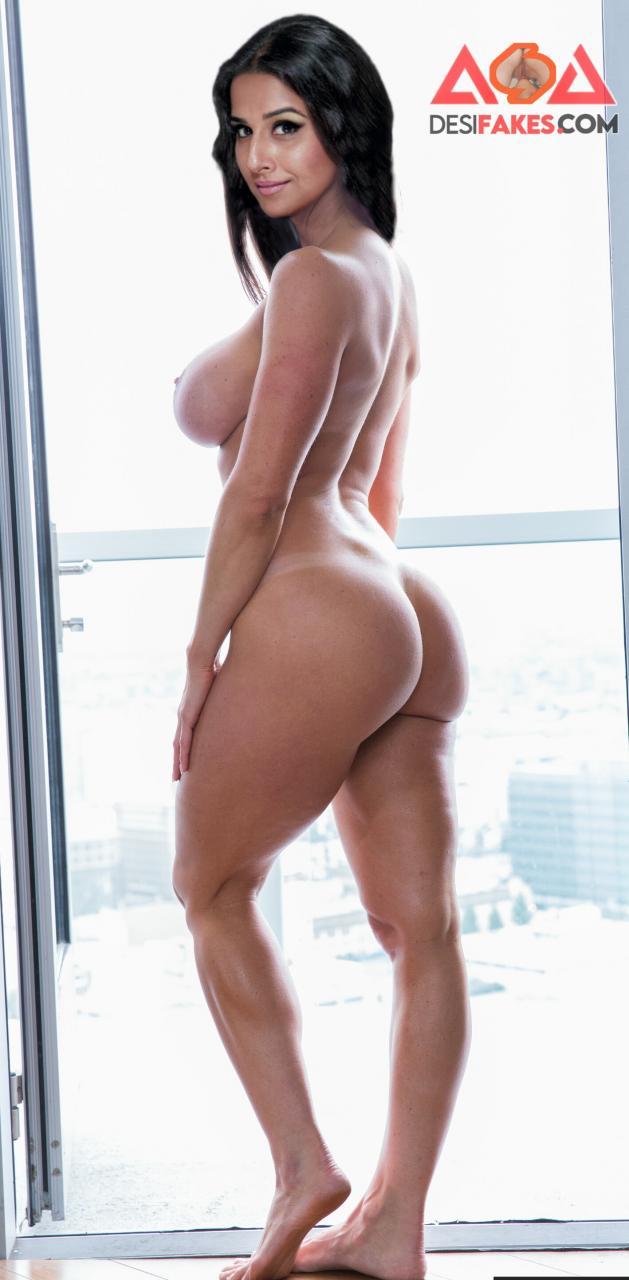 Vidya Balan Latest Ass Butt Hips Photos