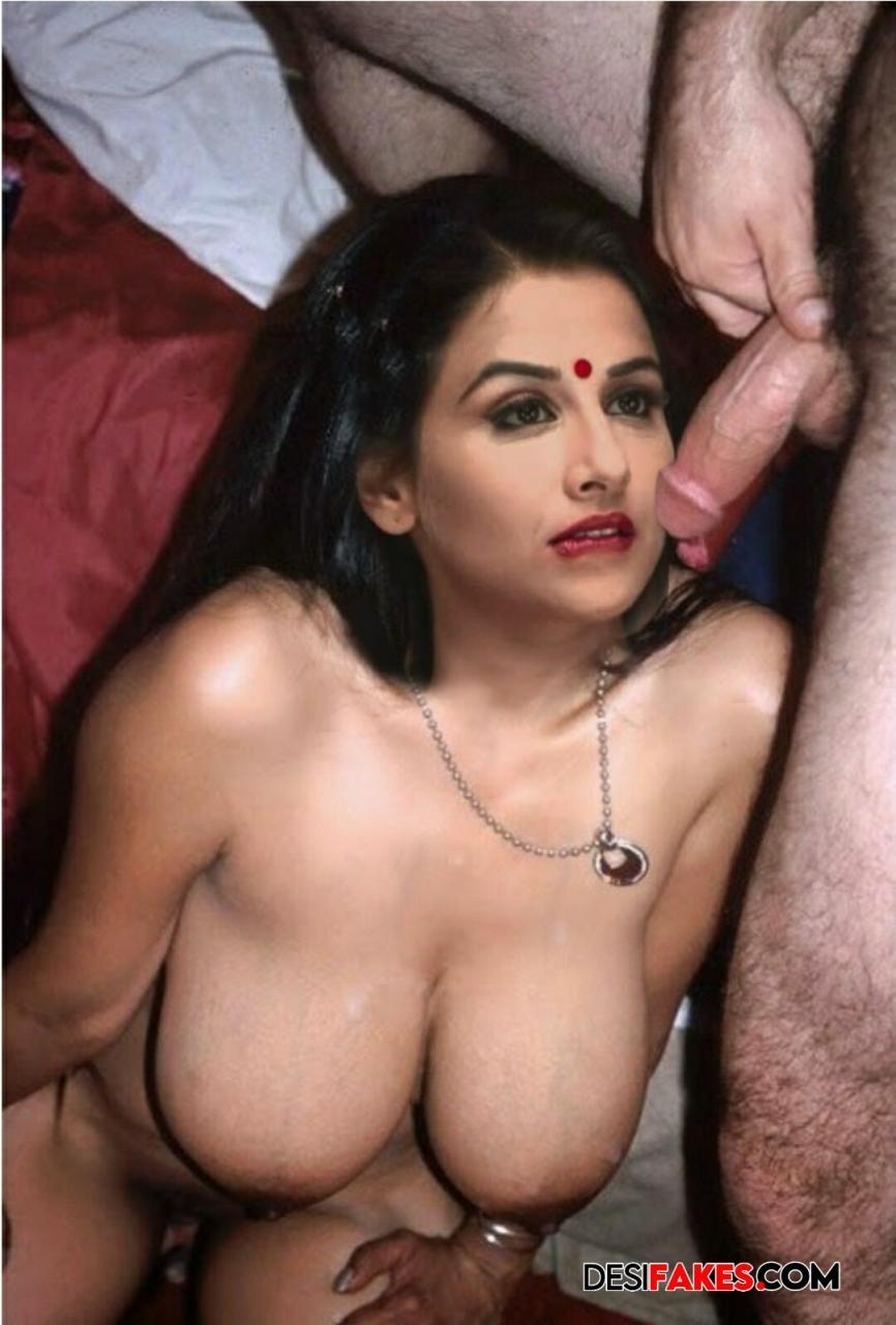 Vidya Balan Nipples Nude