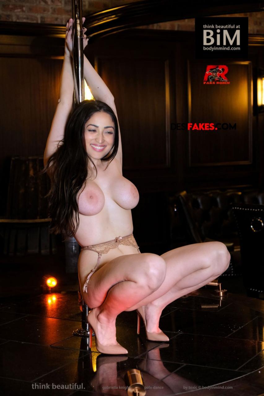 Yami Gautam Actress Xxx Nude Pic