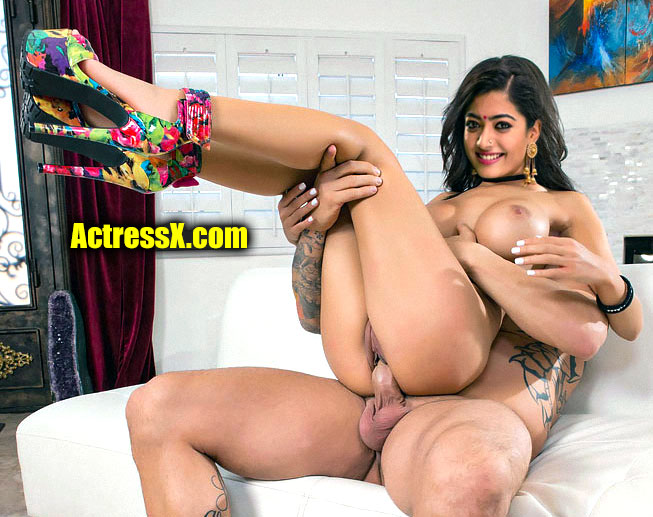 Rashmika naked sexy ass fucking casting couch photo