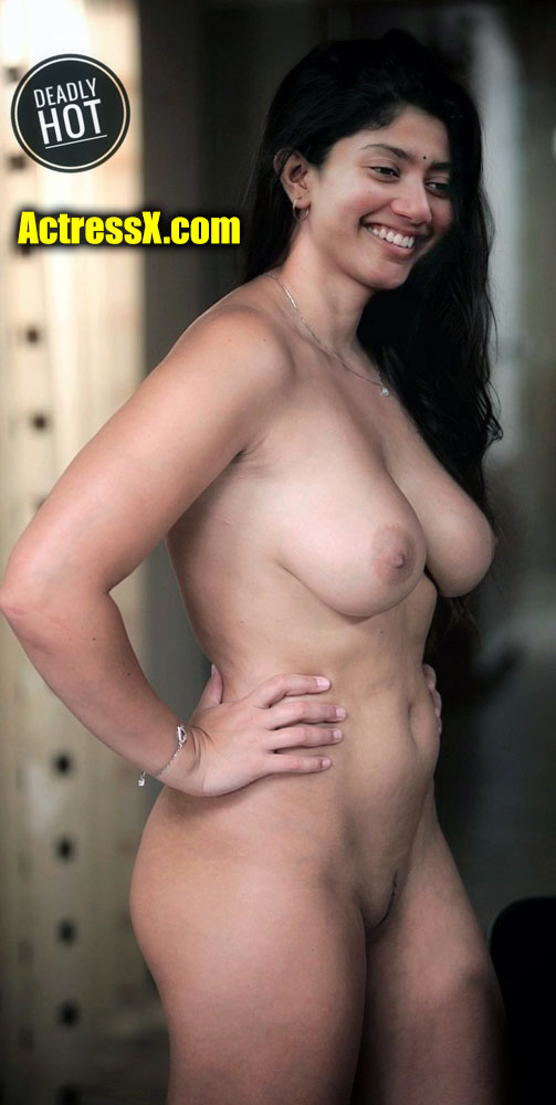 Sai pallavi Sexy Nude tweet without dress photo