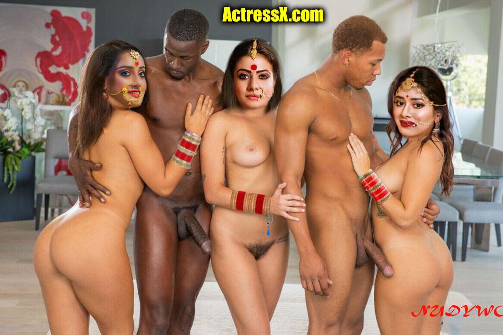 Koel Mallick naked lesbian group sex new photo